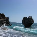 Preveli Beach South of Crete