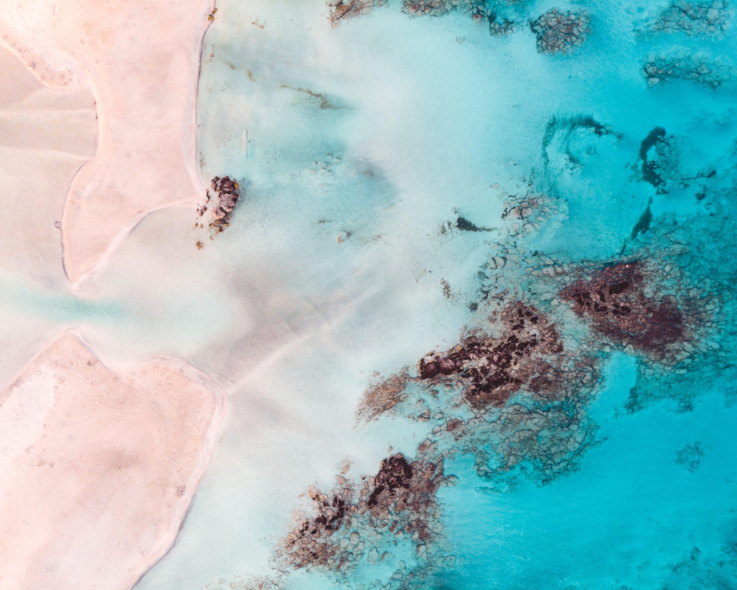 elafonisi beach crete platanias