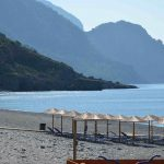 sougia beach south crete